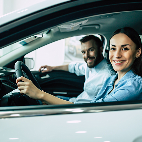 Auto Loan couple