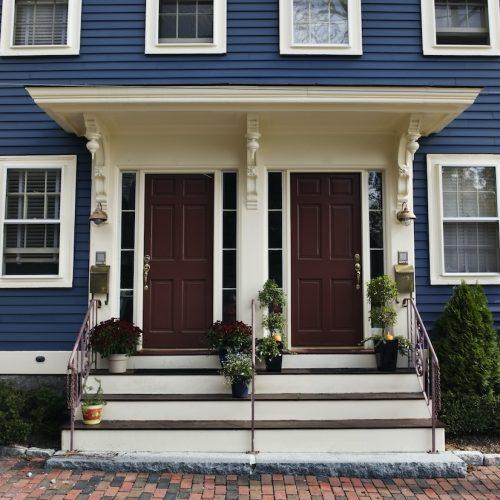 Duplex Doors New England